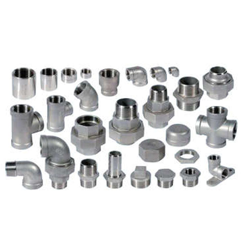 Valves, flanges, elbows