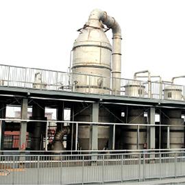 Engineering case of sodium sulfate waste water evaporation crystallization