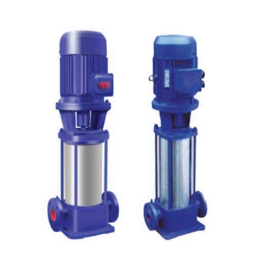 DL、DLR型立式多级冷、热水泵