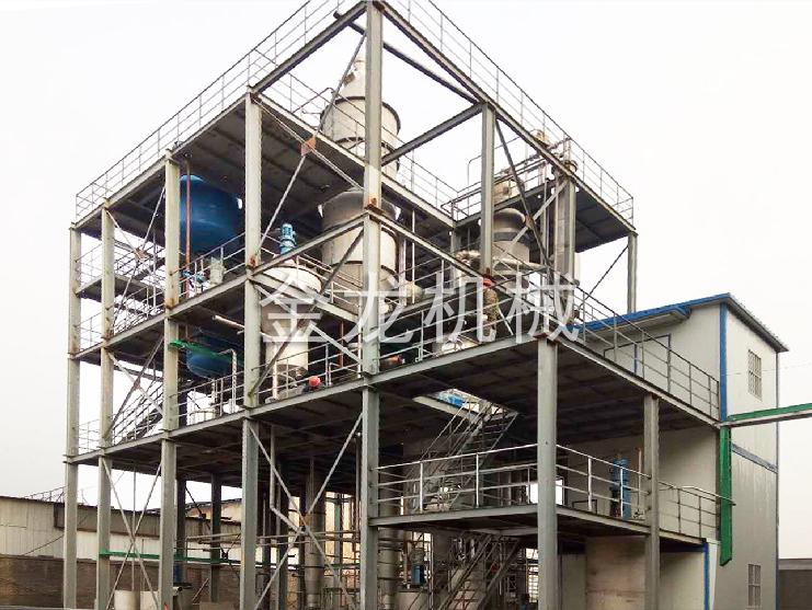 锂电池行业废水蒸发结晶系统